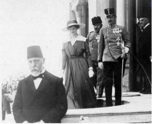 Österreichisch - Osmanische Freundschaft 1918
