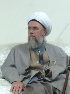 Shaykh Muhammed ᶜᾹdil ar-Rabbani