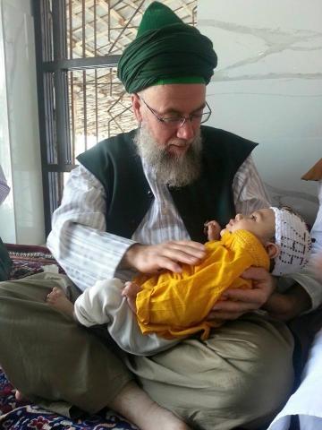 Shaykh Muḥammad - Baby 01