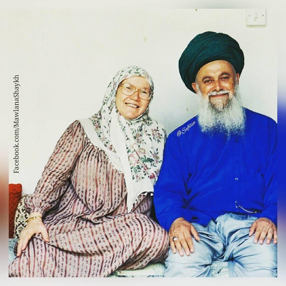 Scheich Muhammad Nazim und Hajja Amina