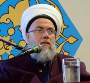 Scheich Muhammad Adil Ar-Rabbani - Osmanische Herberge 5.3.2016