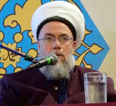 Scheich Muhammad - Osmanische Herberge 5.3.2016