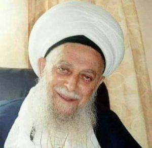 Shaykh Nazim smiling