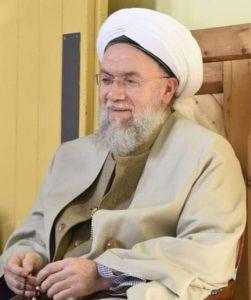 Shaykh Muḥammad ᶜᾹdil ar-Rabbānī